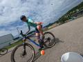 Mountainbike Fahrtechnikkurs mit der Bikeschule SWISS
