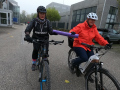 Verkehrssicherheit Fahrtechnikkurs E-Citybike