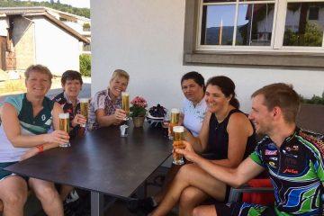 Bikeweekend am Jurasüdfuss – Ladygruppe Bregg