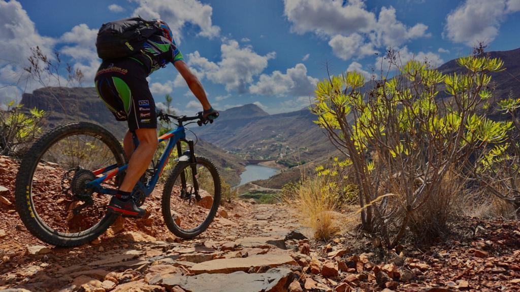 Enduro Bike Woche auf Gran Canaria