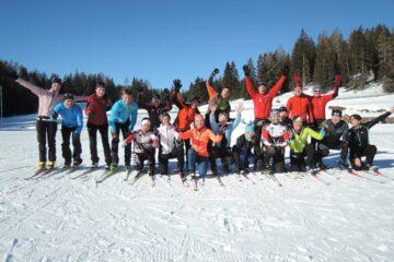 Traumhaftes Biathlon – Langlaufweekend