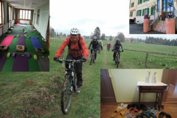 Bike und Yoga Weekend