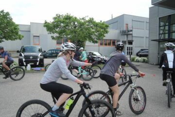 Frauen Mountainbike Kurs
