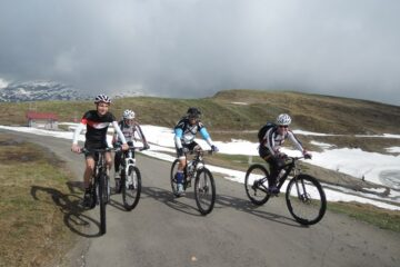 Gigathlon Trainings Camp in Sarnen
