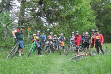 VC Baar-Zug mit Biketouren am Grenchenberg