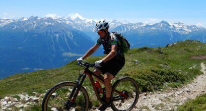 Bikeweekend im Trailparadis Wallis