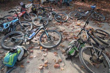 Biker Fondueplausch